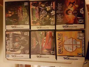 Nitendo DS games
