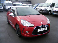 Citroen DS3 HDi 90 DStyle (red) 2013