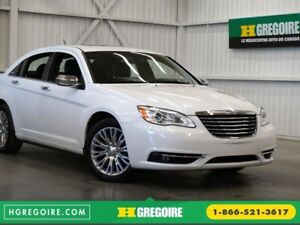 2012 Chrysler 200 Limited (cuir-toit ouvrant)