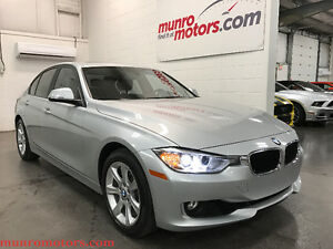 2013 BMW 3-Series 328i xDrive Sedan Sunroof Fold Down Seats Tint