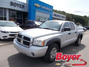 2007 Dodge Dakota SLT Crew Cab 4X4