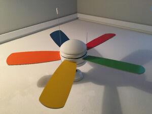 Light/fan