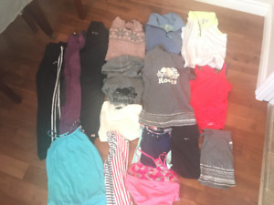Girls Brand Name Clothes Sizes 12-14 ( 16items)