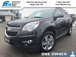 "2014 Chevrolet Equinox 2LT  2LT,18""ALLOYS,LEATHER,POWER LIFTGATE"