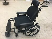 18x16 Tilt FX Tilt Wheelchair
