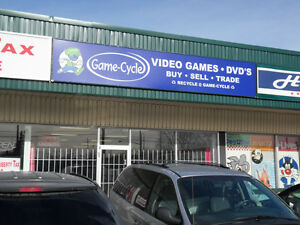 """GAME CYCLE""  BUY SELL TRADE Video Games Systems & DVD's - Top $ London Ontario image 3"