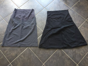 Thyme Maternity skirts size small