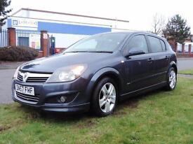 2007 Vauxhall Astra 1.9 CDTi 16v SRi 5dr