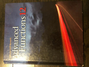 McGraw-Hill Ryerson Advanced Functions 12