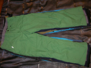 Womens Snowboarding Pants, size 10, M, XL