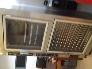 Convection combo oven/ four