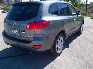 2009 Hyundai Santa Fe Limited, Original Owner, NO accidents