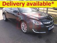 2016 Vauxhall Insignia Elite Nav CDTi E 2.0 DAMAGED REPAIRABLE SALVAGE