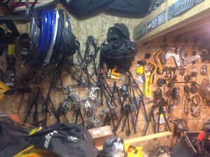 Ski-doo skis and lots of new and used rev & zx parts St. John's Newfoundland image 5