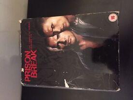 Prison Break DVD Full Box Set