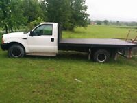 1999 Ford F-350 (low kms)