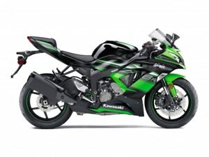 2017 Kawasaki Ninja ZX-6R Kawasaki Racing Team Edition