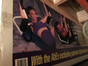 Ab Exerciser in box