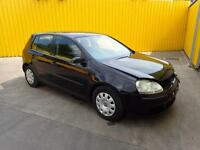 2004 VOLKSWAGEN GOLF 2.0 SDI 5 SPEED MAN