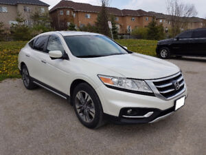 2013 Honda Accord Crosstour EX-L with WARRANTY
