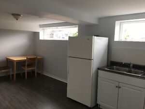 Beautiful Bachelor Unit in Basement at Bathurst and Drewry