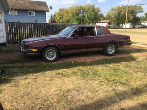 1981 muscled up Pontiac Grand Prix with a 1970 350/4bbl trades?