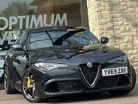 2019 Alfa Romeo Giulia V6 BITURBO QUADRIFOGLIO Auto Saloon Petrol Automatic