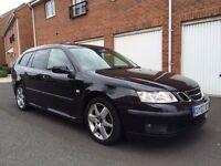 2007 07 Saab 9-3 Estate *Auto* Vector Sport Anniversary 1.9 Tid (150bhp) not 320d a4 avant vectra