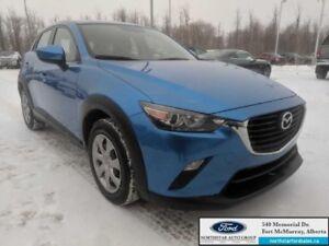 2016 Mazda CX-3 GX|2.0L|7-inch Colour Touch Screen|Bluetooth