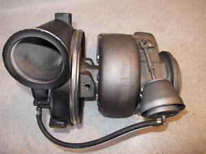 Caterpillar C12 rebuilt turbocharger Yellowknife Northwest Territories image 1