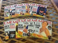 Empire movie magazines Full year 1995 12 issues Collect from Madeley, Telford