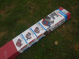 Toile avec rack pour couvrir boite de pick up TOYOTA TACOMA