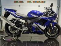 2005 05 YAMAHA YZF R6 13800 MILES VERY CLEAN REGAL SUPERBIKES
