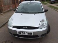 Ford Fiesta 1.2.5 long mot