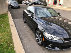 2015 BMW 4-Series 435 Xdrive Fully loaded Convertible