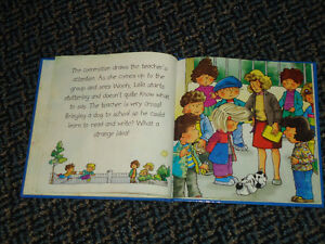 Adventures Of Lola And Woofy: The Odd Student Hard Cover Book Kingston Kingston Area image 3