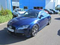 Audi TT Coupe 2.0TDI quattro 2011MY Black Edition FULL SERVICE Bose Speakers