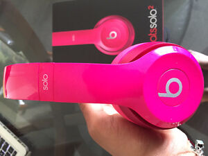 Hot Pink Beats Solo 2 Windsor Region Ontario image 5