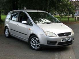 Ford Focus C-MAX 1.6TDCi 90 Zetec**Genuine 68,000 Miles**MOT April 19**Top Spec*