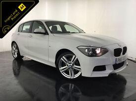 2015 BMW 125D M SPORT 5 DOOR HATCHBACK 215 BHP BMW HISTORY FINANCE PX