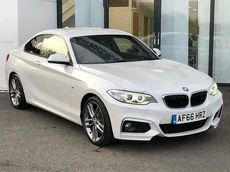 Bmw 2 Series 220I M Sport Coupe 2.0 Manual Petrol | in ...