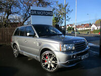 2007 Land Rover,sport,3.6(FULL OVERFINCH,HISTORY)