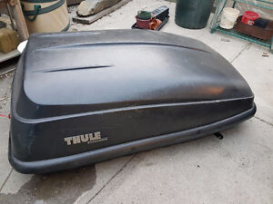 Thule Excursion Rooftop Cargo Box