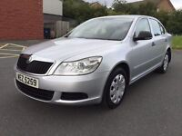 LATE 2009 SKODA OCTAVIA S TDI CR FULL SERVICE HISTORY TWO OWNERS