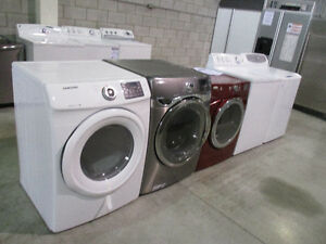*******NEW AND USED WASHERS WITH WARRANTY********