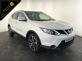 2014 64 NISSAN QASHQAI TEKNA DCI 1 OWNER SERVICE HISTORY FINANCE PX WELCOME