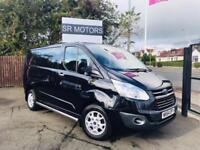 2014 Ford Transit Custom 2.2TDCi ( 155PS ) 270 L1H1 Limited(CHROME PACK,HISTORY)