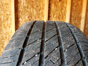 Tires and rin,  for uplander wheels and