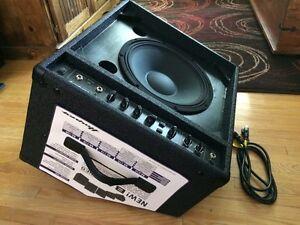 "Ampeg 75watt 12"" Ported bass Combo w/Scrambler BA-112 Peterborough Peterborough Area image 2"