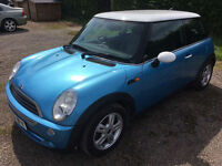 2006 06 Mini 1.6 Cooper FSH 2 LADY OWNERS 53 MPG ECO 6 SPEED STUNNING LOOKER CD